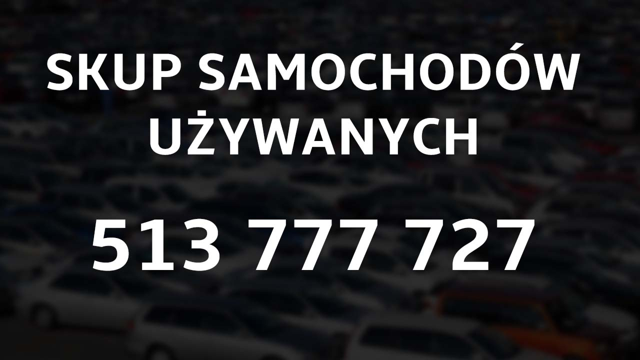SKUP SAMOCHODOW WARSZAWA